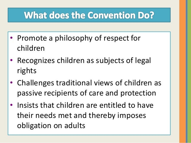 Essay on rights and obligation of parents