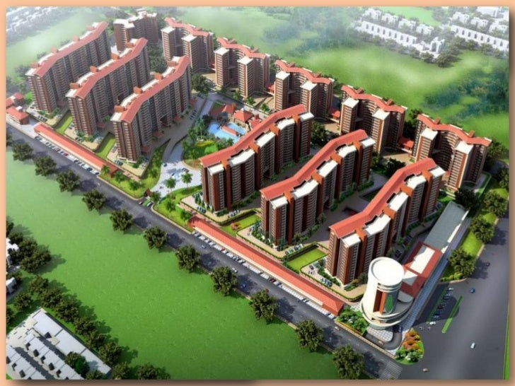 """Project """"First City"""" at Mihan, Nagpur"""