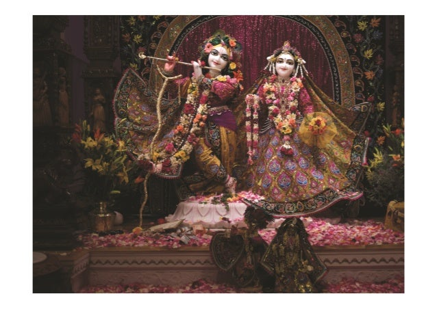 First darshan of their lordships (23rd feb, 2013) at ISKCON Pune, NVCC