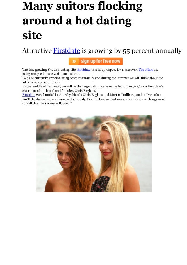 Free English Dating Site In Sweden