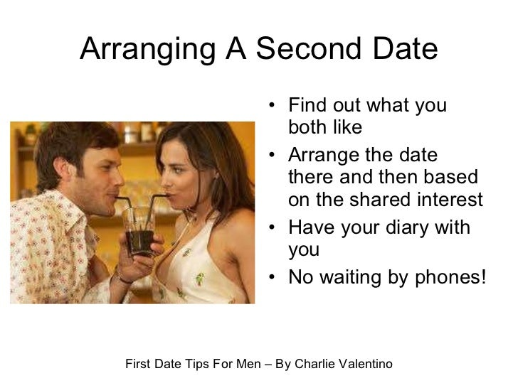 2nd dating tips