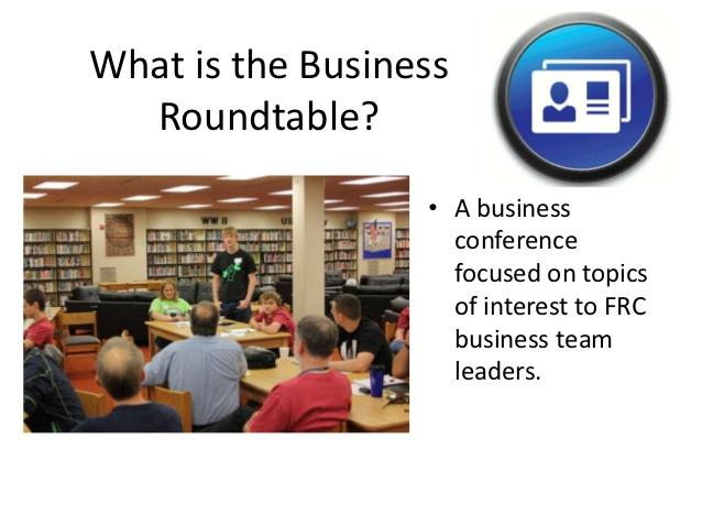 roundtable presentation 3