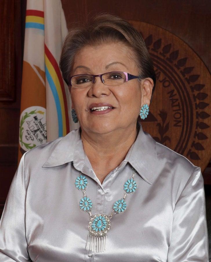 NAVAJO NAVAJO - First Lady Martha Shelly