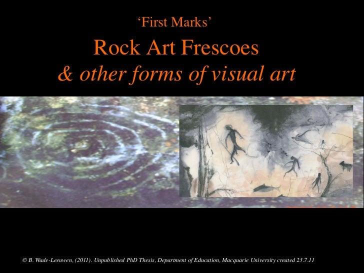 Phd thesis art education