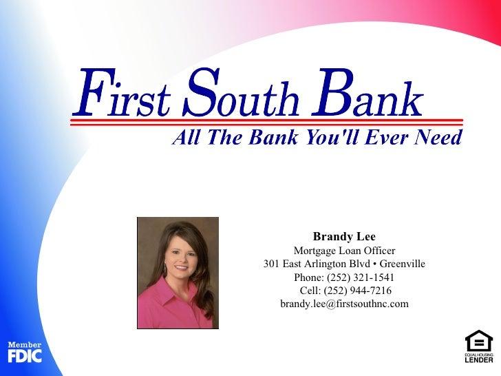 Snapshot of Mortgage Programs!