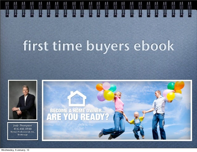 Real Estate - First time buyers ebook