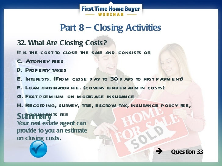 Are broker fees part of closing cost