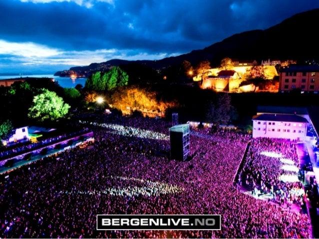 Bergen Live - Fra null til Gull @ First Tuesday Bergen 10. Juni 2014