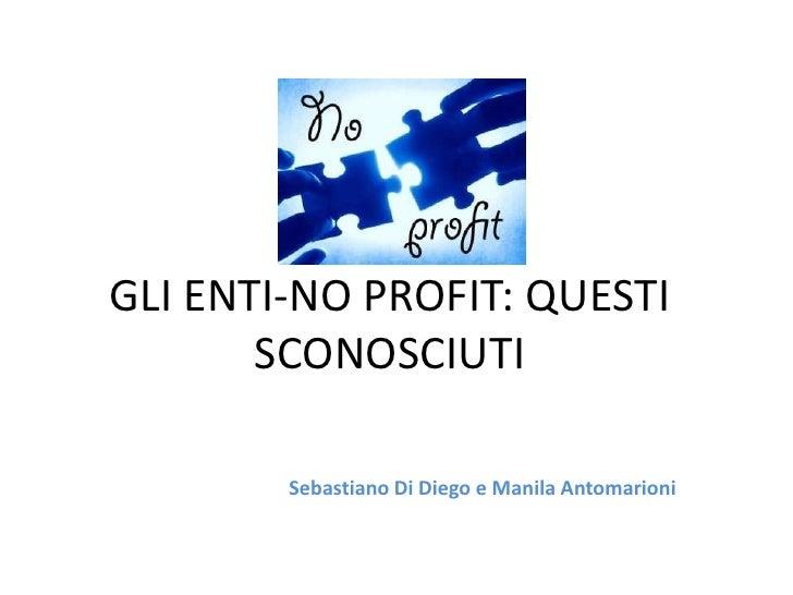 Fiscalità enti non profit