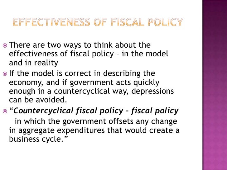effectiveness of monetary policy Monetary policy effectiveness at the same time, there is also evidence of inherent non-linearities that said, disentangling the two types of effect is very hard, not least given the limited extant work on this issue in addition, there appears to be an independent role for nominal rates in the transmission process, regardless of.