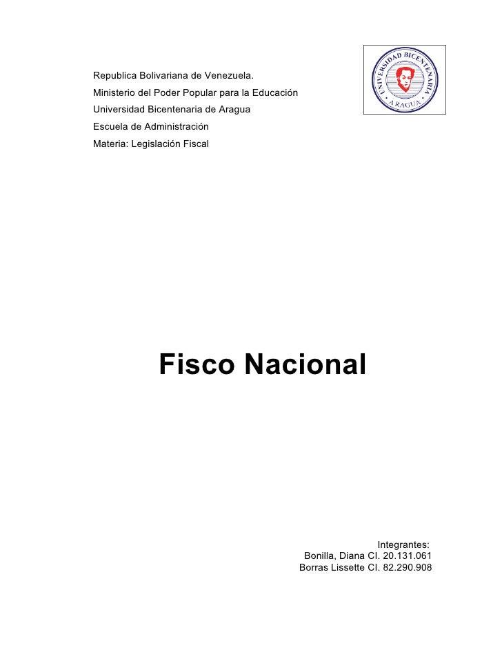 Republica Bolivariana de Venezuela.Ministerio del Poder Popular para la EducaciónUniversidad Bicentenaria de AraguaEscuela...