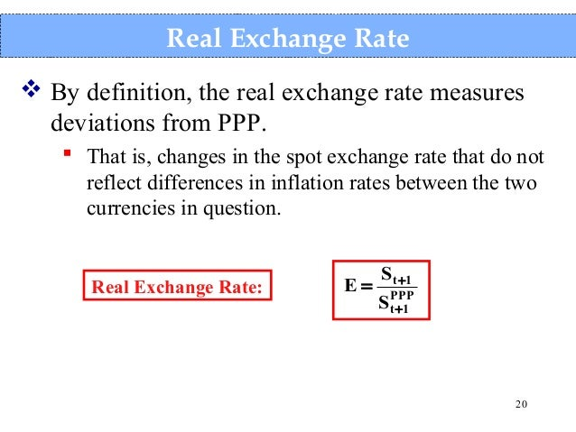 significance and differences in foreign currency exchange rates Most exchange rates are given in terms of how much a dollar is worth in the foreign currency the euro is different it's given in terms of how much a euro is worth in dollars.