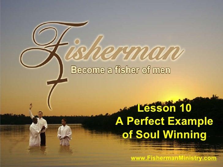 Fishing Lesson 10