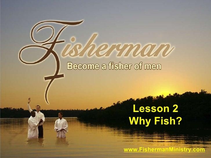 Fishing Lesson 2
