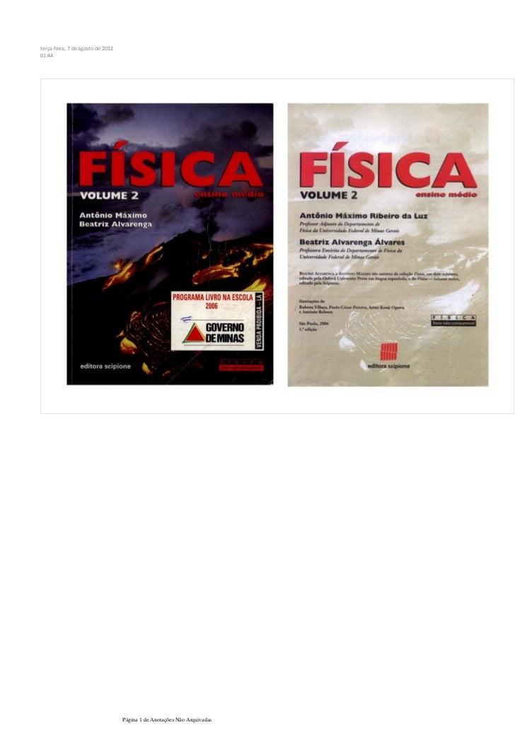 terça-feira, 7 de agosto de 201201:44                                   Página 1 de Anotações Não Arquivadas