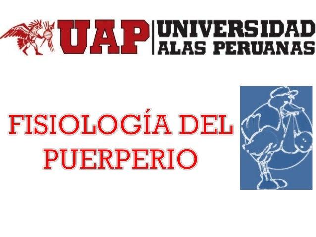 Facultad de Medicina Humana y Ciencias de la Salud Escuela Académico Profesional de Obstetricia