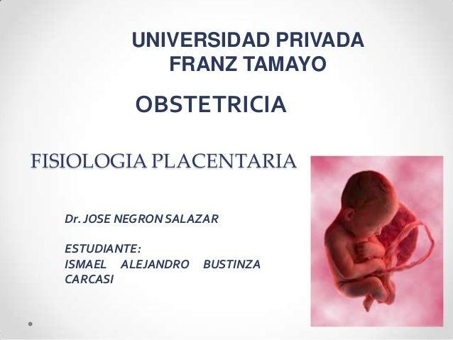 Fisiologia placentaria final 1