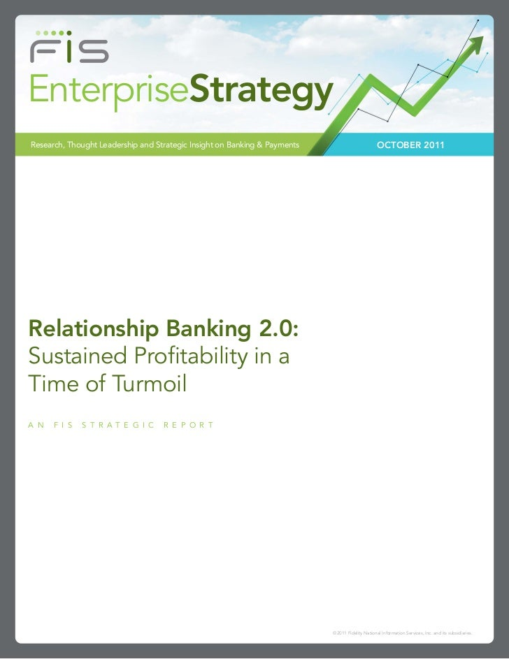 EnterpriseStrategyResearch, Thought Leadership and Strategic Insight on Banking & Payments                         OCTOBER...