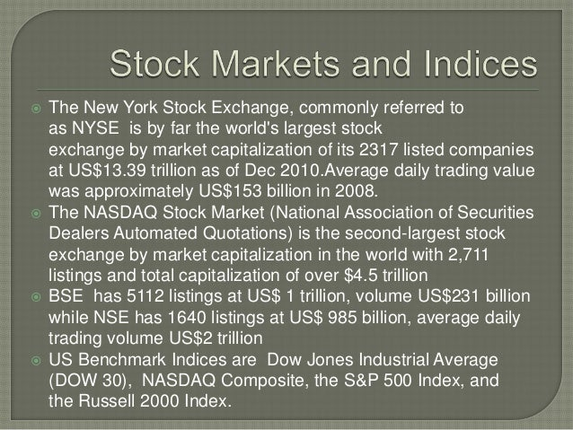 Market capitalization stock options