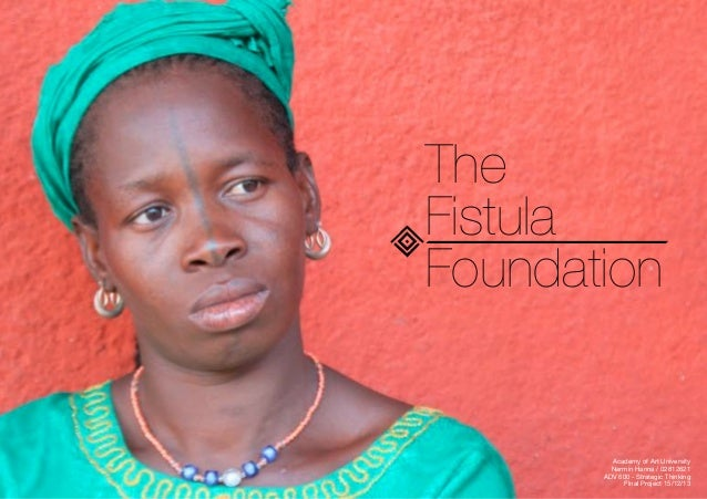 Fistula foundation guerrilla campaign
