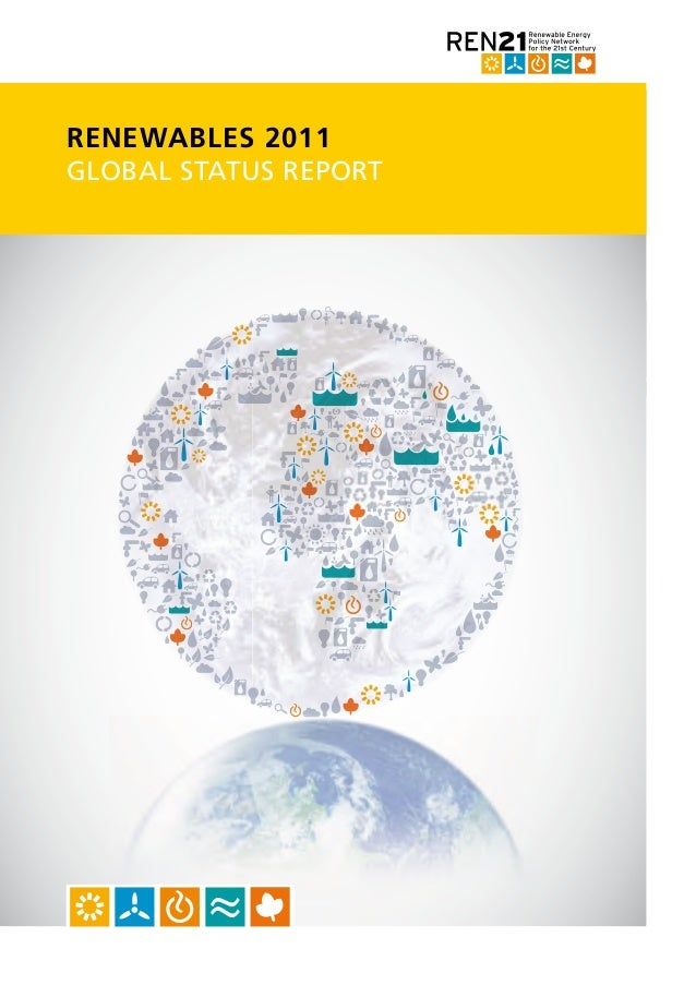 RenewableS 2011GLOBAL STATUS REPORT                       _2011