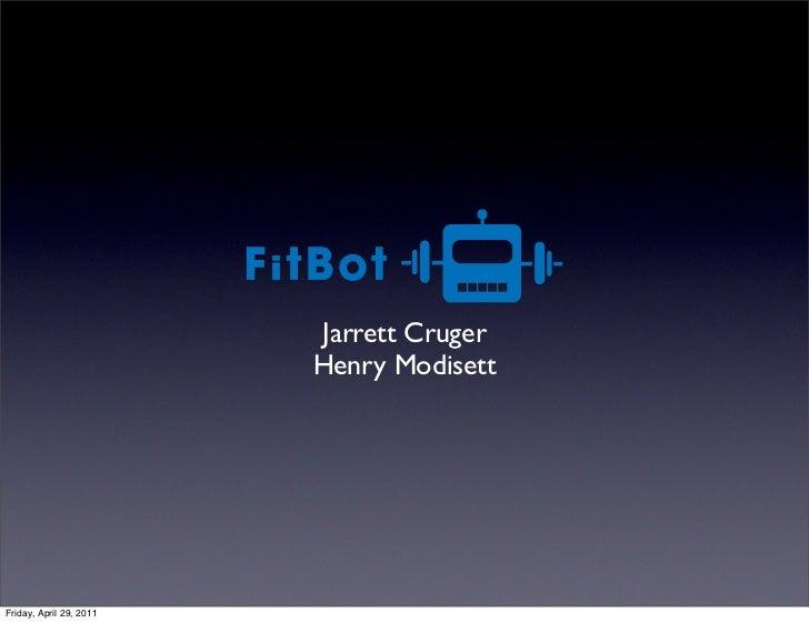 Jarrett Cruger                         Henry ModisettFriday, April 29, 2011