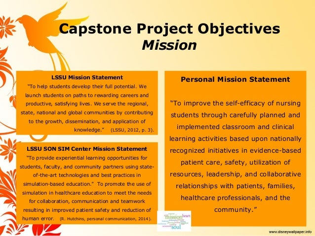 what is your personal nursing mission statement