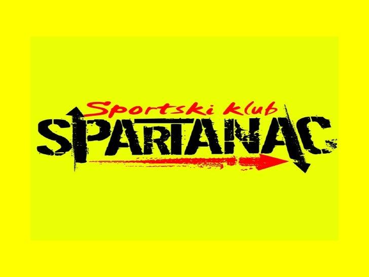 Fitness Centar Spartanac Presentation