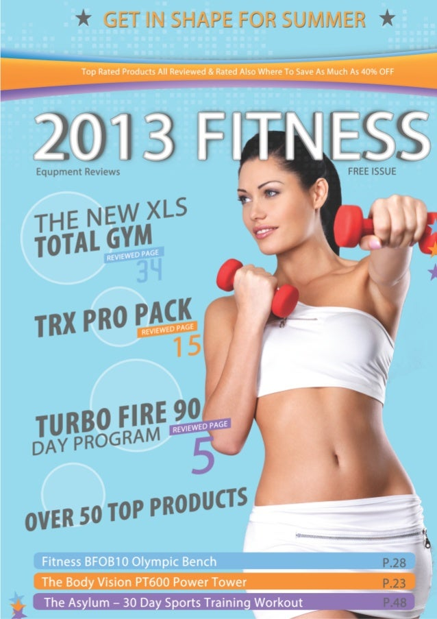 Fitness Equipment Reviews 2013