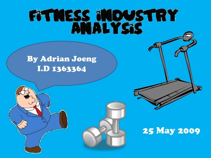 Fitness Industry Analysis Info Mgmt Standalone Powerpoint