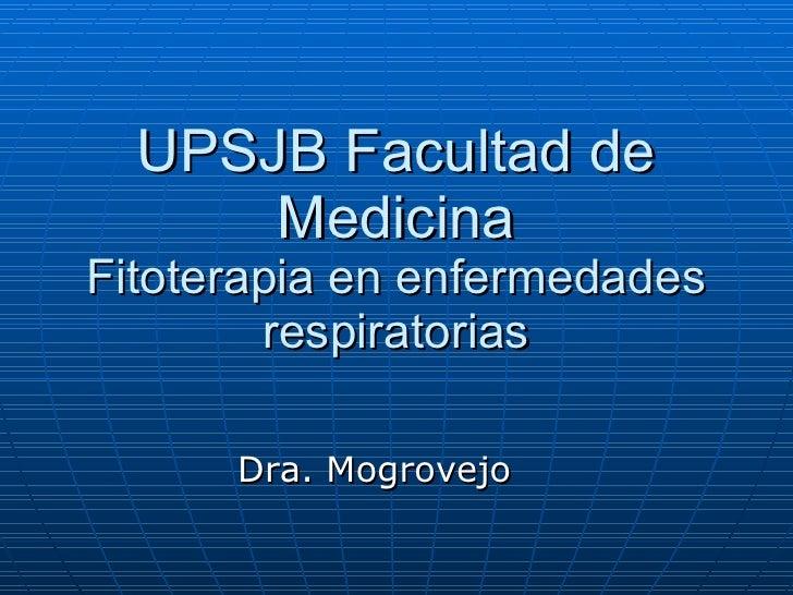 Fito Repiratorias Dra. Mogrovejo