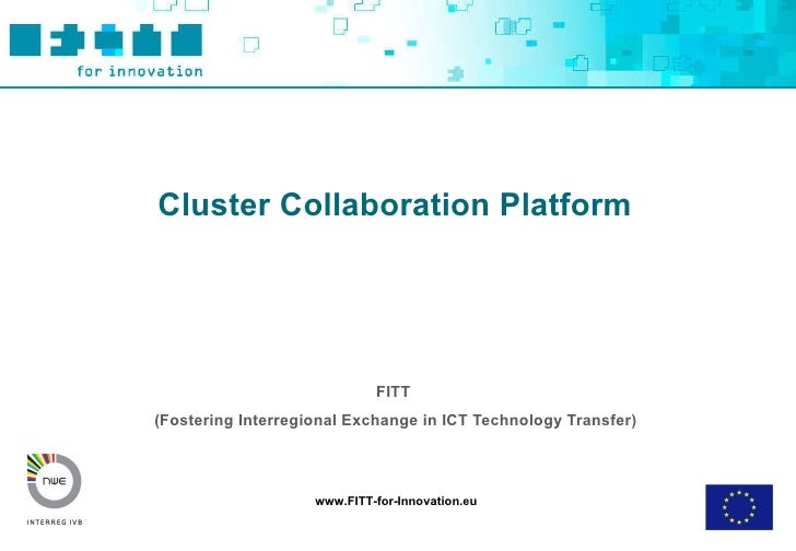 Fitt Toolbox Best Practice Cluster Collaboration Final
