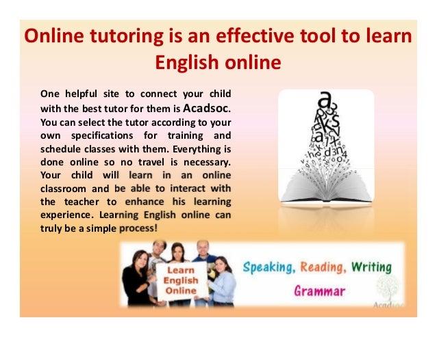 Essay English Tutors Online