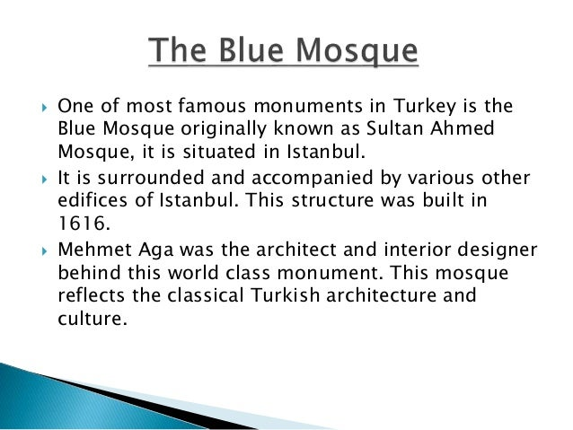 Visiting Mosques Turkey Turkey is The Blue Mosque