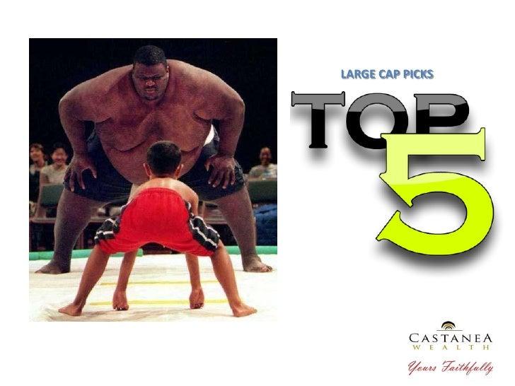 Five Picks for 2012