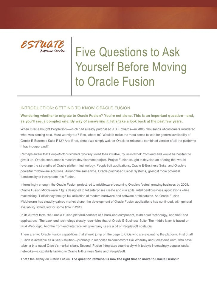 Five Questions to Ask                                            Yourself Before Moving                                   ...