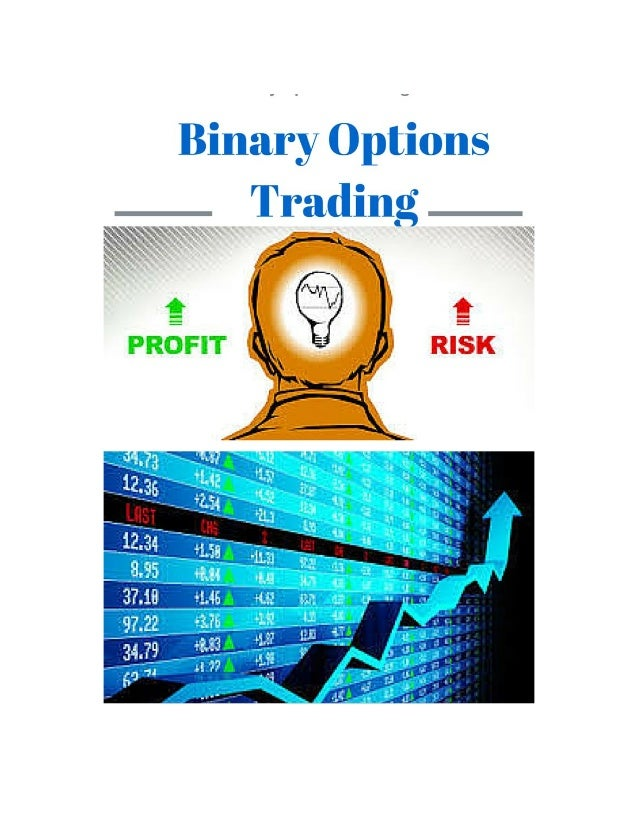 Binary options tradeking