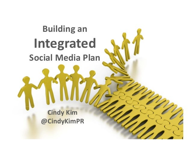 How to Create a Cohesive Social Media Marketing Plan