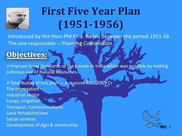 how to develop a five year plan