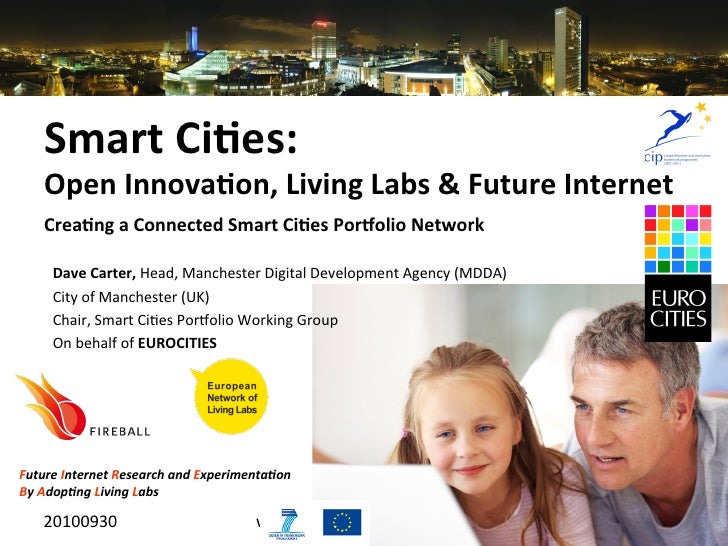 FI Week Connected Smart Cities and Smart Cities Portfolio