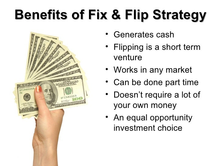 Fix And Flip Real Estate Investing