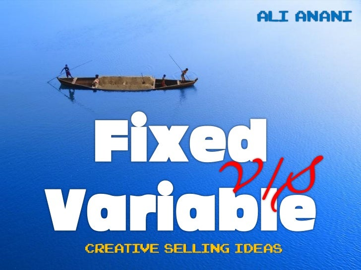 creative selling ideas
