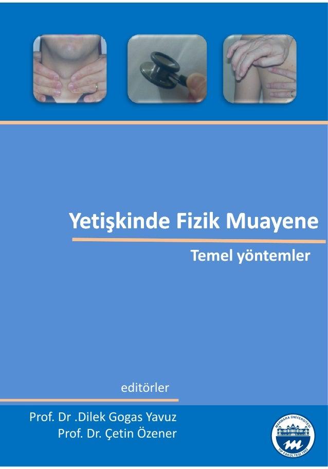 iç Hastalıkları Fizik Muayene (Medikal) kitabı