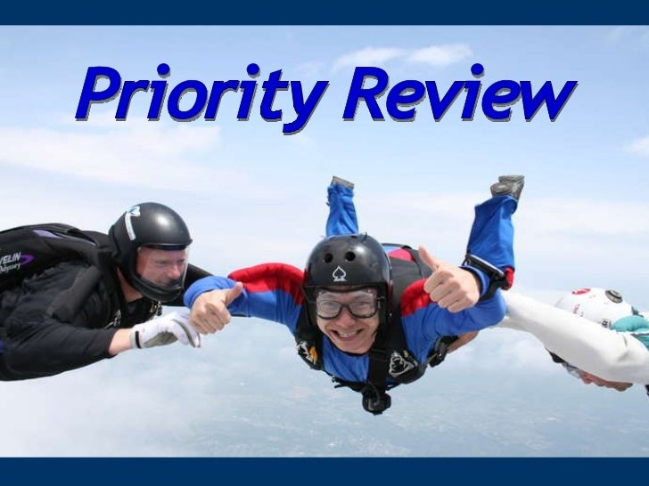 Priority Review