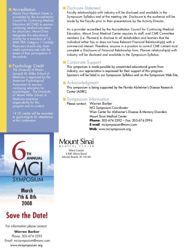 MCI brochure 2008