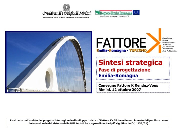 Fk e r - sintesi strategica 08-10-07