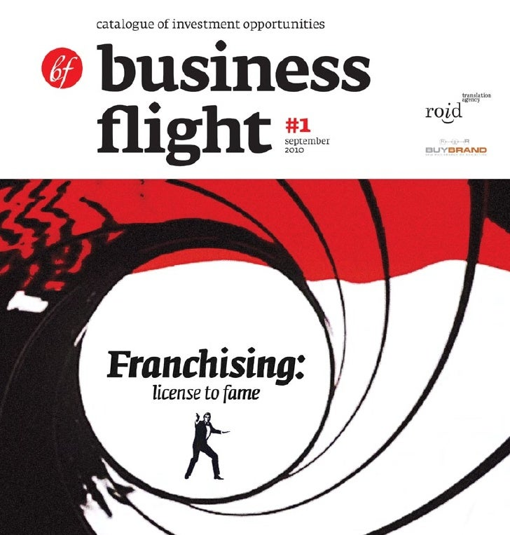 Business Flight Franchise Catalogue (english version)
