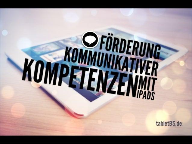 ZUR PERSON ‣ Landesinstitut für Schulentwicklung Stuttgart ‣ Projektgruppe tabletBS ‣ Multimediaberater ‣ Multiplikator/Ko...