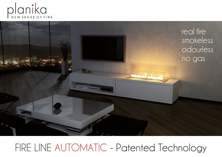 Planika Fire Line Automatic