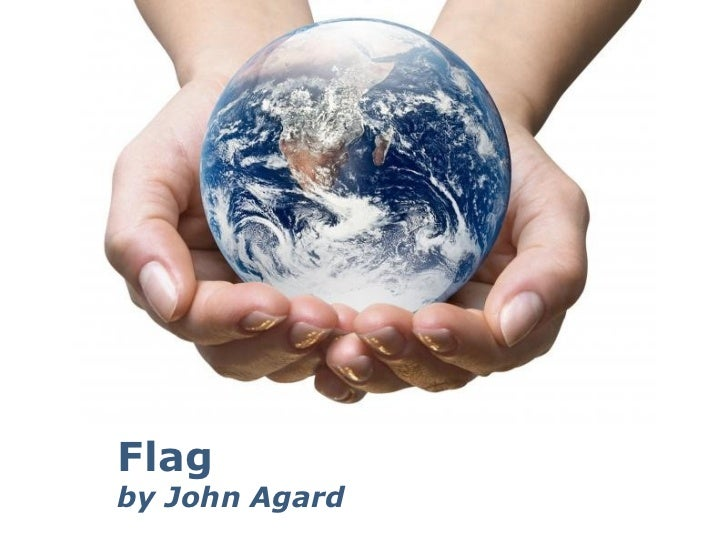 Flagby John Agard Templates         Powerpoint                          Page 1